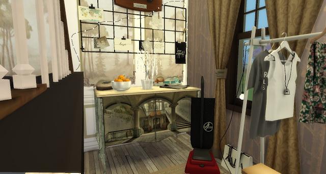 Leo livingroom at Pandasht Productions image 1455 Sims 4 Updates