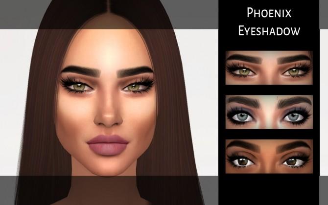 Eyeshadow and lipsticks at Didi2404 image 1472 670x419 Sims 4 Updates