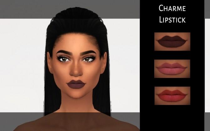 Eyeshadow and lipsticks at Didi2404 image 1482 670x419 Sims 4 Updates