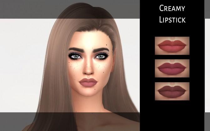 Eyeshadow and lipsticks at Didi2404 image 1492 670x419 Sims 4 Updates