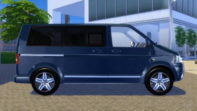 VW T5 Caravelle Highline 2010 at OceanRAZR image 1515 670x377 Sims 4 Updates