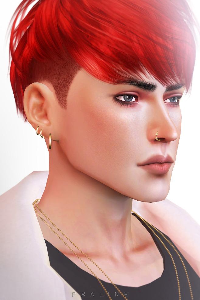 Piercing Set N16 at Praline Sims image 1531 Sims 4 Updates