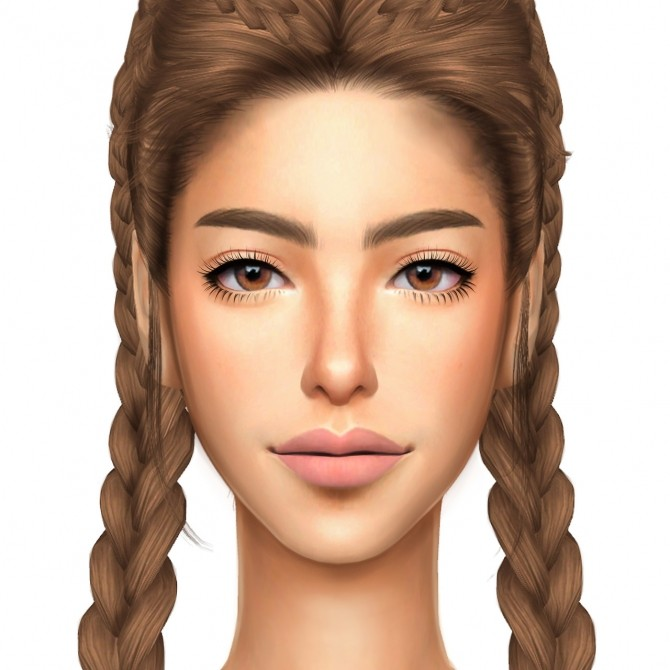 GPME Brows G1 at GOPPOLS Me image 1562 670x670 Sims 4 Updates