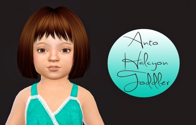 Anto Halcyon Toddler Version at Simiracle image 1646 670x427 Sims 4 Updates