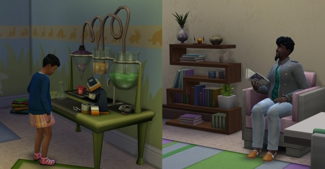 The Geekery by ElaineMc at Mod The Sims image 165 670x348 Sims 4 Updates
