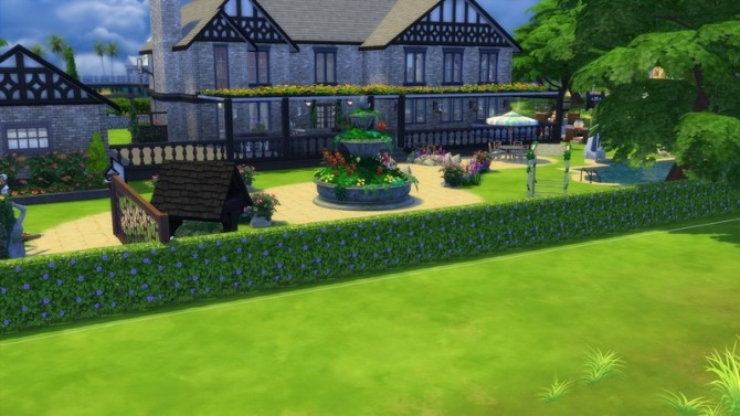 Sims 4 Birch Terrace by Asmodeuseswife at Mod The Sims