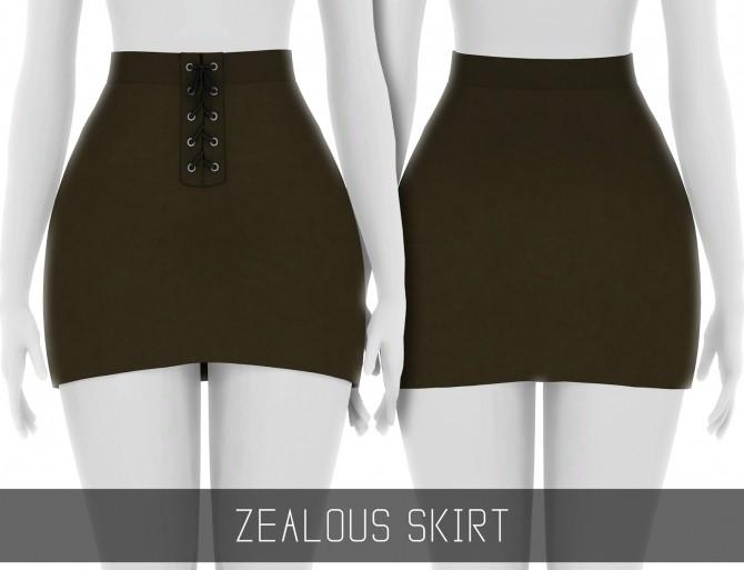 ZEALOUS SKIRT at Simpliciaty image 17110 670x513 Sims 4 Updates