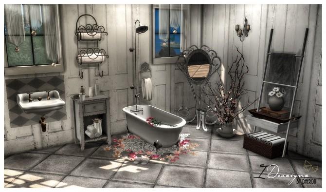 Antique Bathtub at Daer0n – Sims 4 Designs image 1792 670x394 Sims 4 Updates
