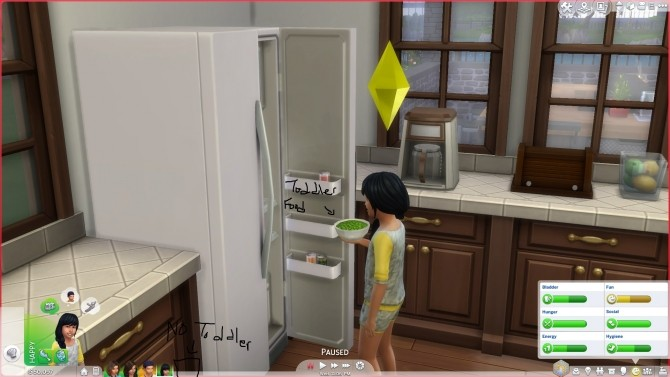 Punie More Fridge Quick Meals by punie at Mod The Sims image 182 670x377 Sims 4 Updates