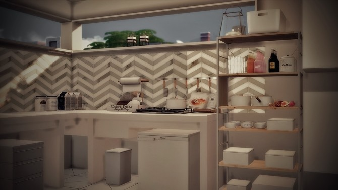 #65 Geox Hyper Modern Home at SoulSisterSims image 1822 670x377 Sims 4 Updates