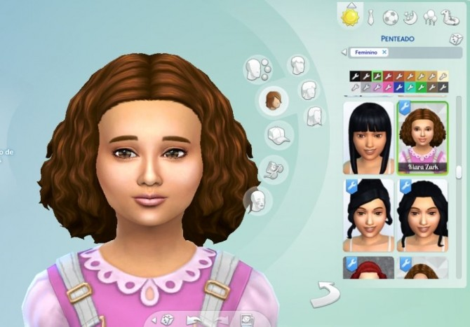 Sims 4 Funny Twists for Girls at My Stuff