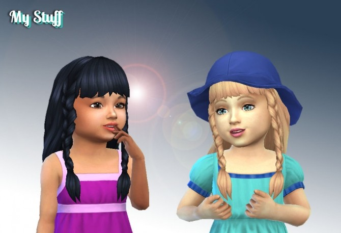 Renewal Braids for Toddler at My Stuff image 1922 670x457 Sims 4 Updates
