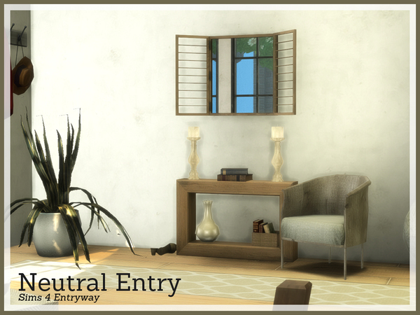 Neutral Entry by Angela at TSR image 2026 Sims 4 Updates