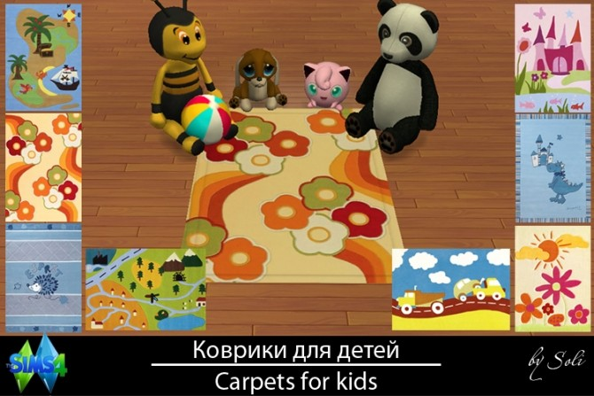 Carpets for kids at Soli Sims 4 image 2082 670x447 Sims 4 Updates