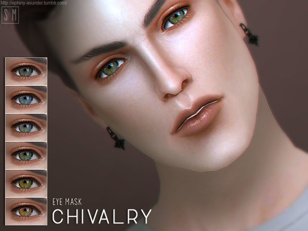 Chivalry Eye Mask by Screaming Mustard at TSR image 2115 Sims 4 Updates