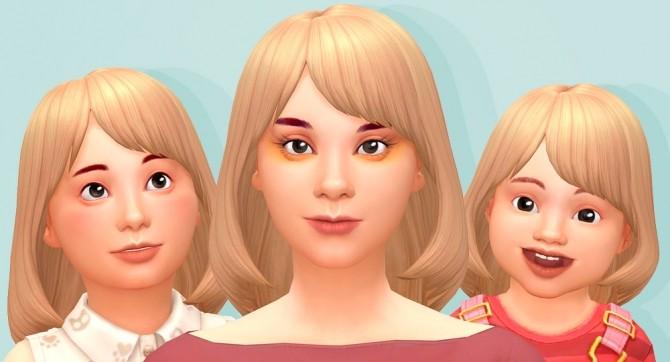 Nicey Nice Bob V2 at Tamo image 2132 670x362 Sims 4 Updates