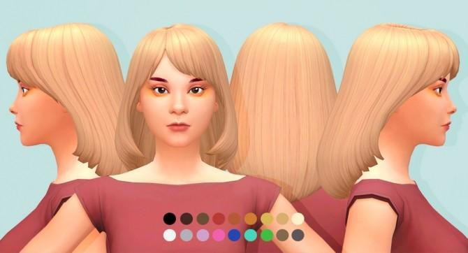 Nicey Nice Bob V2 at Tamo image 2142 670x362 Sims 4 Updates