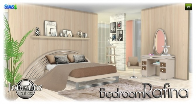 Rafina bedroom at Jomsims Creations image 2272 670x355 Sims 4 Updates