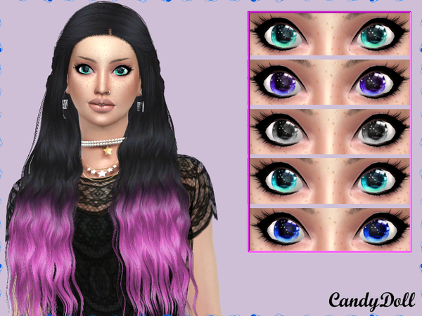 Star Bright Eyes by CandyDolluk at TSR image 2312 Sims 4 Updates