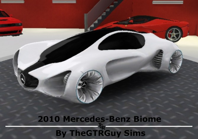 2010 Mercedes Benz Biome + Car Podium at TheGTRGuySims image 2373 670x471 Sims 4 Updates