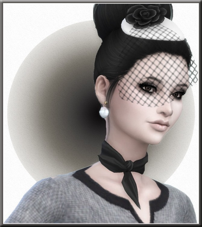 Audrey Hepburn by Mich Utopia at Sims 4 Passions image 2412 670x754 Sims 4 Updates