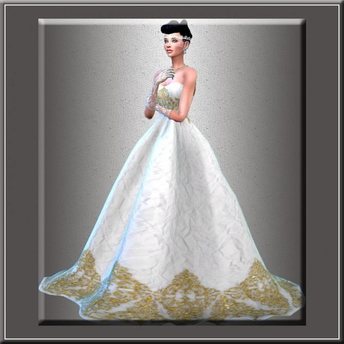 Audrey Hepburn by Mich Utopia at Sims 4 Passions image 2441 670x670 Sims 4 Updates