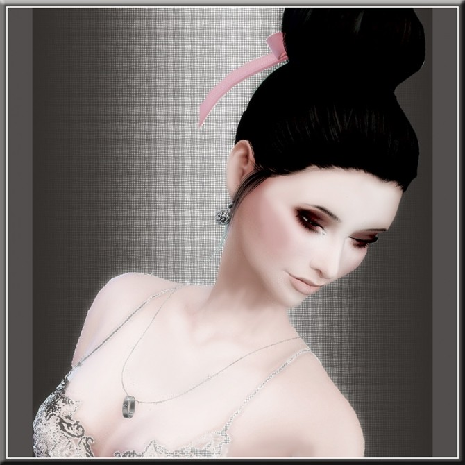 Audrey Hepburn by Mich Utopia at Sims 4 Passions image 2451 670x670 Sims 4 Updates