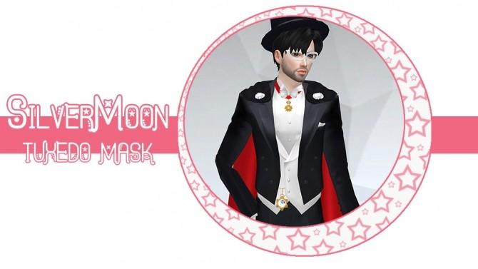 Tuxedo Mask V2 & King Endymion V2 at SilverMoon Sims image 251 670x377 Sims 4 Updates