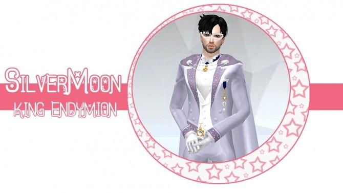 Tuxedo Mask V2 & King Endymion V2 at SilverMoon Sims image 252 670x377 Sims 4 Updates
