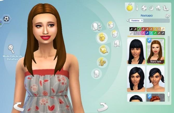 Sims 4 Rebecca Hair at My Stuff