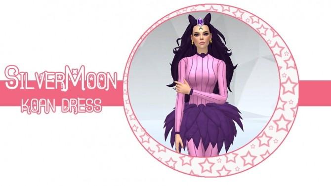 Sister Ayakashi Koan at SilverMoon Sims image 256 670x377 Sims 4 Updates