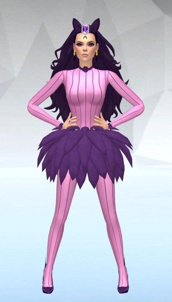 Sister Ayakashi Koan at SilverMoon Sims image 257 571x1000 Sims 4 Updates