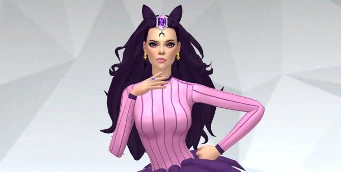 Sister Ayakashi Koan at SilverMoon Sims image 259 670x338 Sims 4 Updates