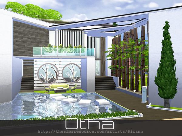 Otha home by Rirann at TSR image 2619 Sims 4 Updates
