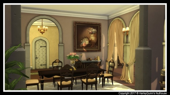 Casa Dorada at Harley Quinn's Nuthouse image 2781 670x375 Sims 4 Updates