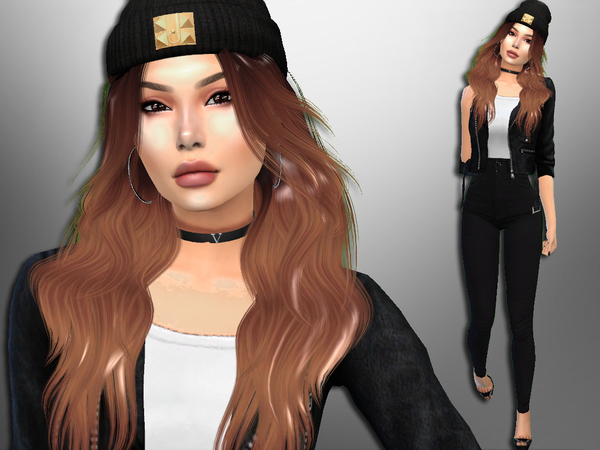 Valerie Potter by divaka45 at TSR image 2816 Sims 4 Updates