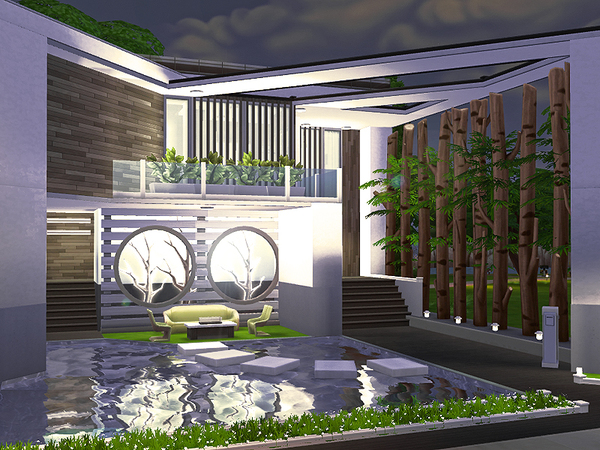 Otha home by Rirann at TSR image 2819 Sims 4 Updates