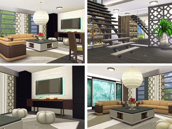 Otha home by Rirann at TSR image 2919 Sims 4 Updates