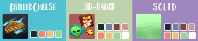 Sims 4 Cropped No Bow Redux at Tamo