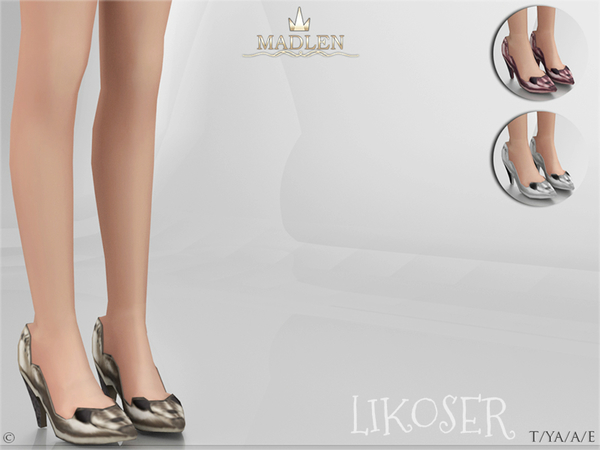 Madlen Likoser Shoes by MJ95 at TSR image 3102 Sims 4 Updates