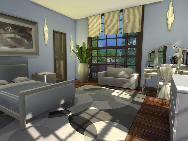 Sims 4 Carmen Loft by Ineliz at TSR