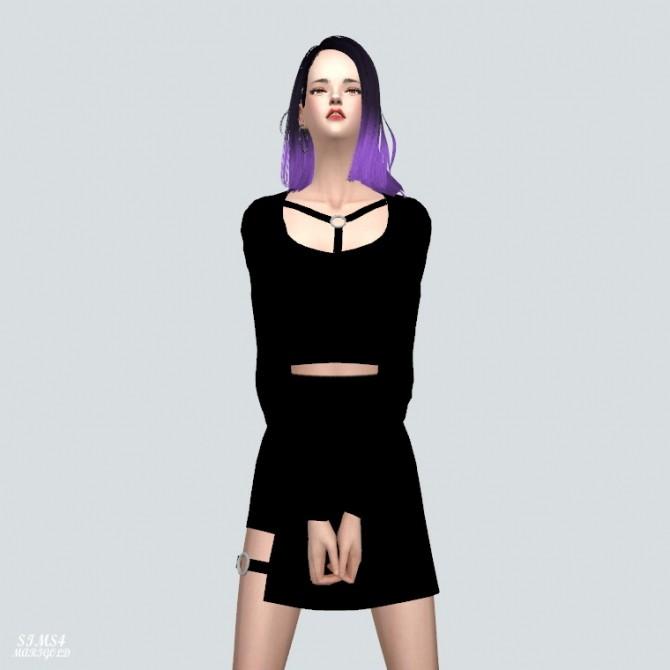 Garter Crop Top at Marigold image 3141 670x670 Sims 4 Updates