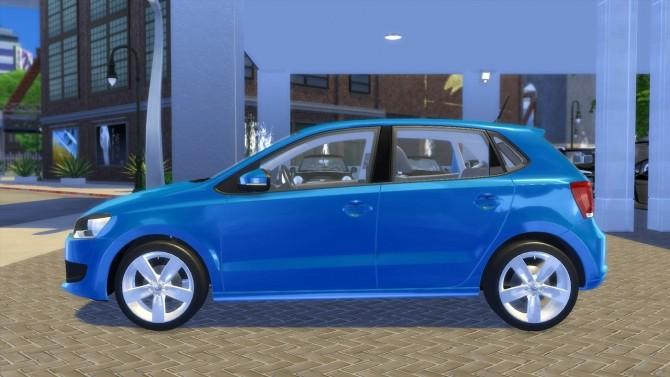 VW Polo Highline TSI 2010 (6R) at OceanRAZR image 338 670x377 Sims 4 Updates