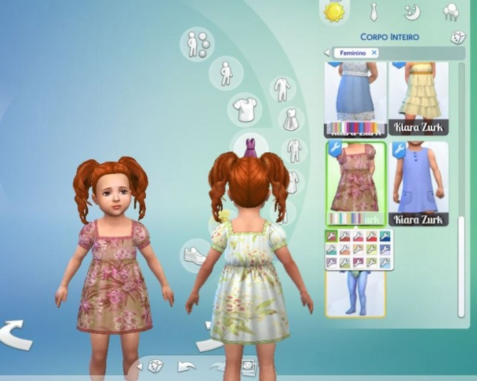 Indecision Hairstyle for Toddlers at My Stuff image 3541 670x536 Sims 4 Updates