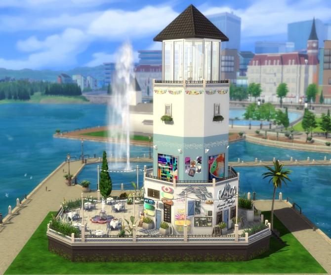 Taverna Akrotiri by Alrunia at Mod The Sims image 3716 670x558 Sims 4 Updates