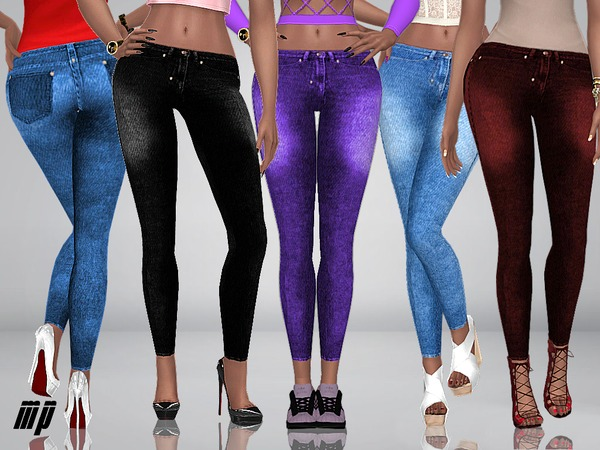 MP Perfect Fit jeans 2 by MartyP at TSR image 3912 Sims 4 Updates