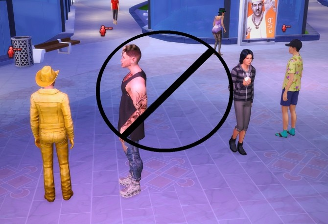 No making enemies mod by Manderz0630 at Mod The Sims image 4014 670x457 Sims 4 Updates