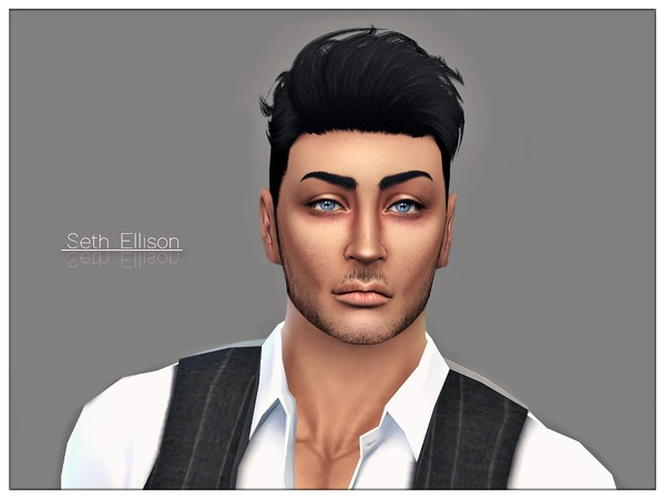Seth Ellison by Torque at TSR image 4023 Sims 4 Updates