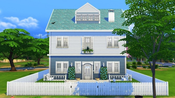 Elder`s Paradise house by Brinessa at Mod The Sims image 4114 670x377 Sims 4 Updates