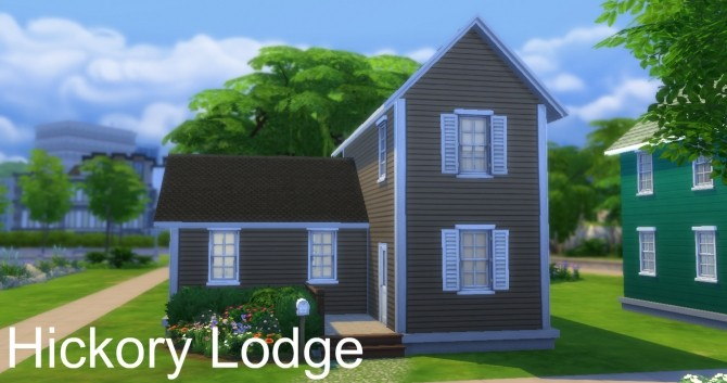 Starter Home Hickory Lodge by Innamode at Mod The Sims image 4117 670x353 Sims 4 Updates